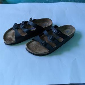 Birkenstock sandals size 8(39) like new